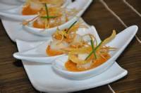 Marinades - Seafood -  Apple-chipotle Marinade