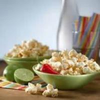 Low_fat - Chili Popcorn