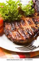 Marinades - Beef -  Grilled Flank Or Skirt Steak Mandarin