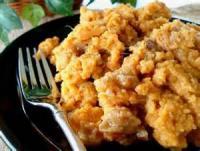 Low_fat - Vegetable -  Sweet Potato Casserole