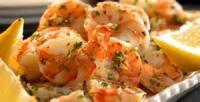 Marinades - Lemon Marinated Shrimp