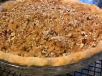 Pies - Apple -  Crunchy Caramel Apple Pie