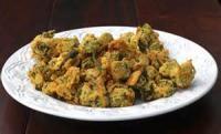 Low_fat - Oven Fried Okra