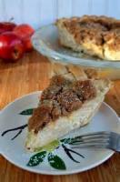 Pies - Deep Dish Apple And Cream Cheese Pie