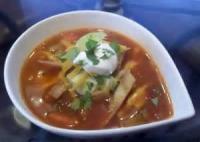 Low_fat - Tortilla Soup Especiale