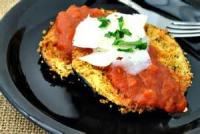 Low_fat - Low Fat Eggplant Parmesan