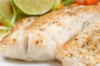 Low_fat - Seafood -  Lemon And Parmesn Fish