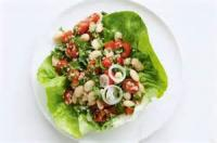 Low_fat - Tomato Bean Cups