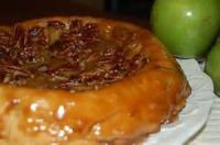 Pies - Apple -  Topsy Turvey Apple Pie