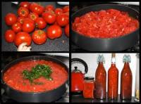 Sauces - Homemade Tomato Sauce