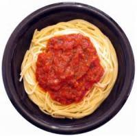 Sauces - Spaghetti Sauce