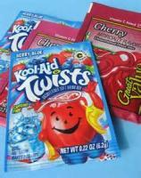 Snacks - Sno-cone Syrup -  Kool Aid