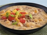 Soups - Beef -  Cheeseburger Chowder