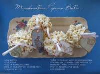 Snacks - Marshmallow Popcorn Balls