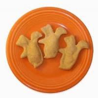 Snacks - Pet Treats -  Banana Biscotti Bones