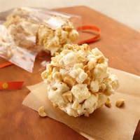 Snacks - Popcorn -  Ooey Gooey Popcorn Balls