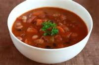 Soups - Bean -  Bean And Bacon Soup