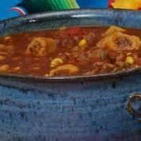 Soups - Beef -  Tamale Soup