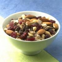 Snacks - Gorp Trail Mix Recipes