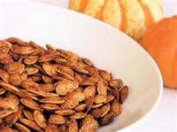 Snacks - Sweet And Spicy Pumpkin Seeds