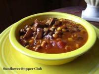 Soups - Bean And Steak Soup