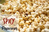 Snacks - Popcorn -  Hot Popcorn