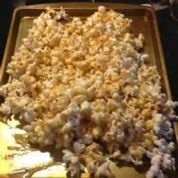 Snacks - Popcorn -  Microwave Caramel Corn By Dawn Brown