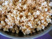 Snacks - Popcorn -  Caramel Corn By Connie