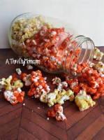 Snacks - Popcorn -  Jell-o Popcorn
