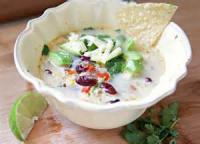 Soups - Bean -  Three Bean Tortilla Soup