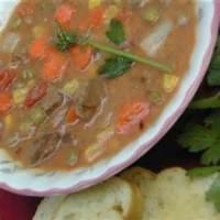 Soups - Beef -  Kansas City Steak Soup