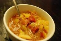 Soups - Beef -  Sweet And Sour Cabbage Soup
