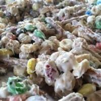Snacks - White Chocolate Party Mix