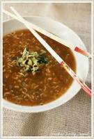 Soups - Asian -  Hot Sour Spicy Soup By Nancy K