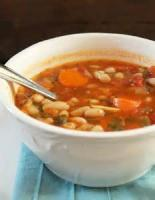 Soups - Bean -  Vegetable Bean Soup