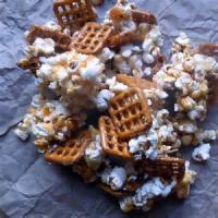 Snacks - Popcorn -  Caramel Popcorn