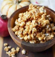 Snacks - Popcorn -  Peanut Butter Popcorn