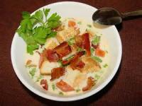 Soups - Bacon -  Bacon, Lettuce And Tomato Soup