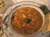 Soups - Beef And Barley Soup