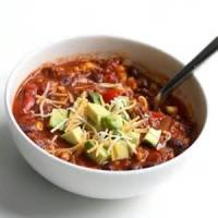 Soups - Beef -  Taco Soup By Becky