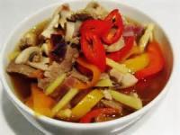 Soups - Beef -  Wastebasket Soup