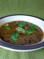 Soups - Bean -  Bueno Black Bean Soup