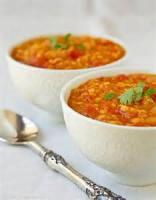 Soups - Bean -  Red Lentil Dal