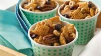 Snacks - Cinnamon Snack Mix