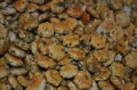 Snacks - Oyster Cracker Snack Mix