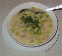 Soups - Bean -  Butter Bean Soup