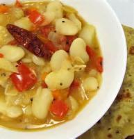 Soups - Lima Bean Soup