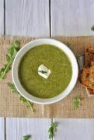 Soups - Arugula Vichyssoise