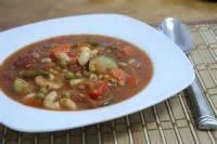 Soups - Main Dish Minestrone