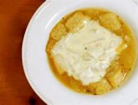 Soups - Onion -  Vidalia Soup